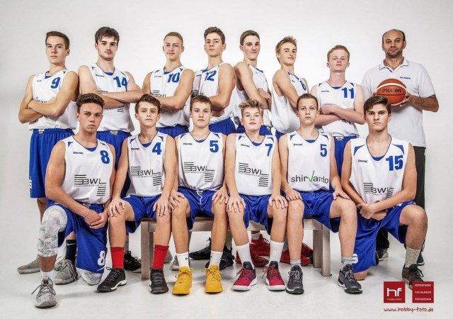 U14-Regionalliga:BG Hagen - Iserlohn Kangaroos 99:60