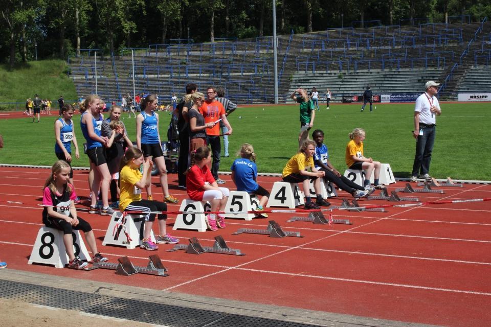 Erfolgreiches Kreismeisterschafts Wochenende für Fichtes Leichtathleten