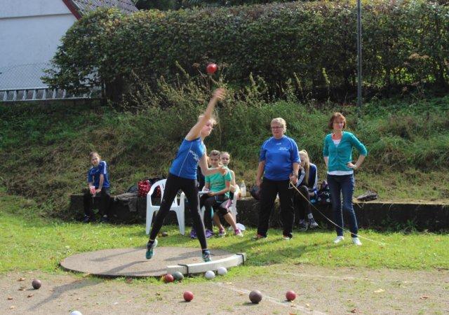 Frühjahrs- und Sommersaison der Leichathletik-Jugend bisher sehr erfolgreich