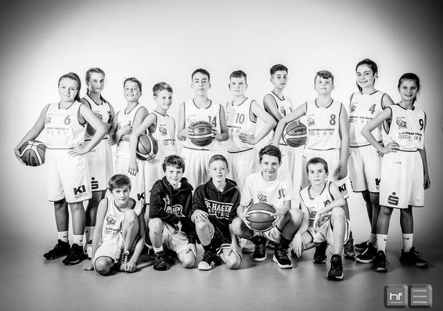 Spielbericht U14 Regionalliga TUS Iserlohn Kangaroos: BG Hagen