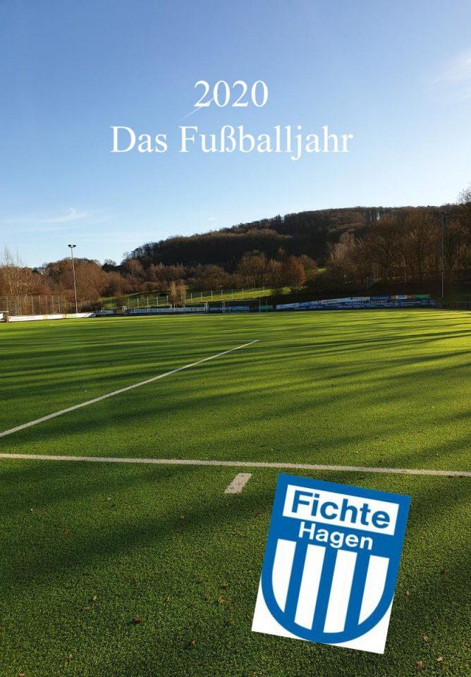 Jahrbuch 2020 der Fußballer