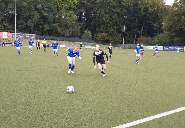 Jugendspiele mit Höhen und Tiefen