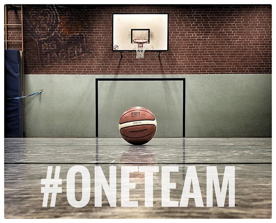 Basketballabteilung im Lockdown