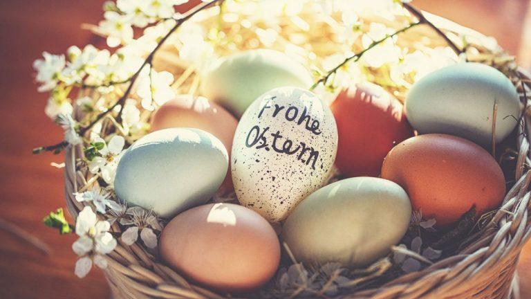 Die A-Jugend wünscht frohe Ostern