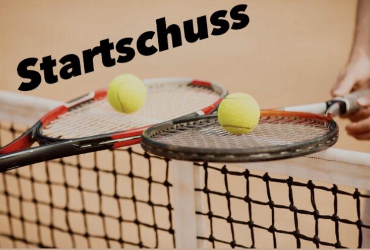 Saisonstart 2021 bei der Tennisabteilung