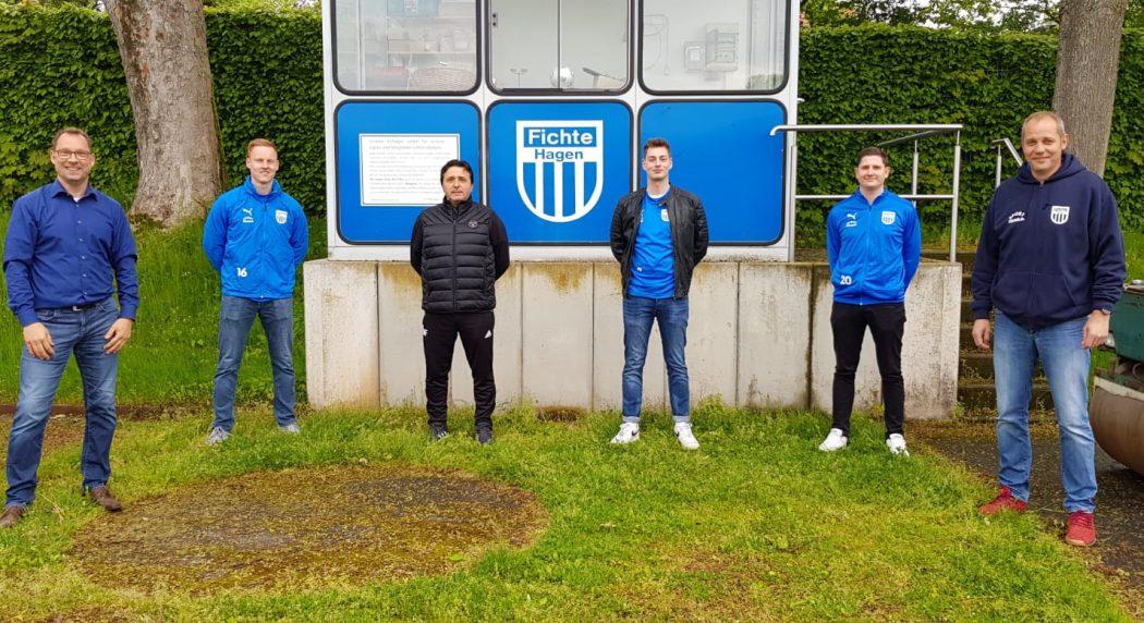 Fußball: TSV Fichte Hagen hat die Trainerfrage geklärt