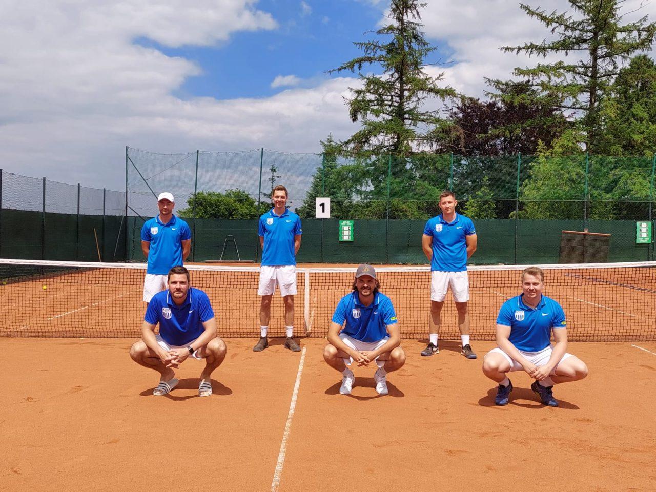 Tennis-Damen und Herren sichern sich vor der Ferienpause die Tabellenführung