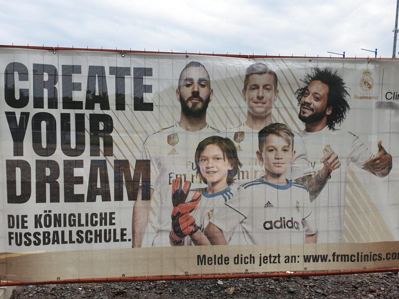 Fußballcamp erfolgreich zu Ende gegangen