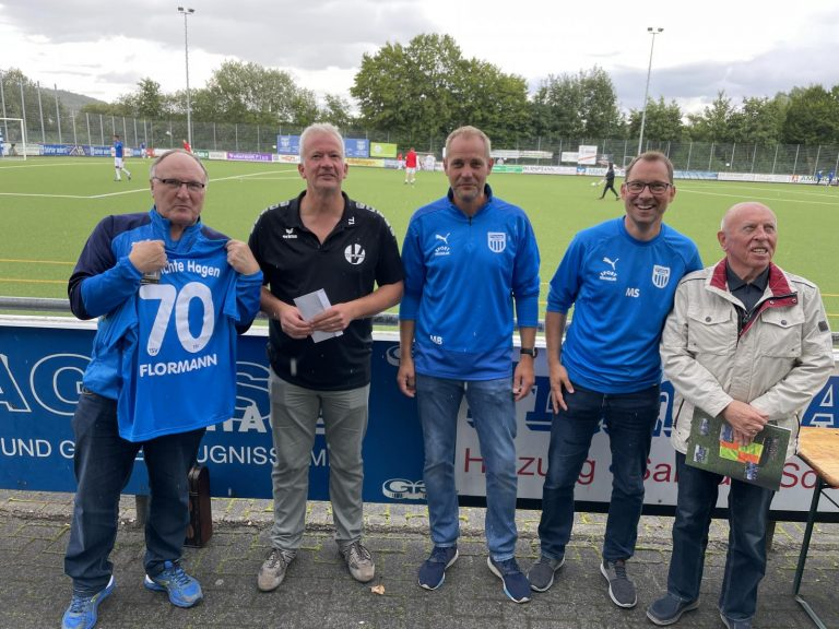Fritz-Kahl-Gedächtnis-Turnier: Starke Spendenaktion