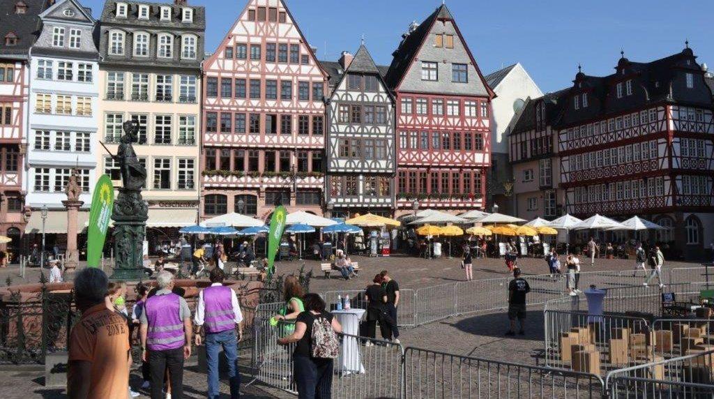Fichte Senioren auf Reise: Rückblick auf die gemütliche Tagesfahrt nach Frankfurt