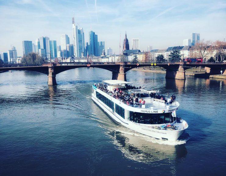 Seniorenfahrt nach Frankfurt am 08.09.2021 - Restplätze frei